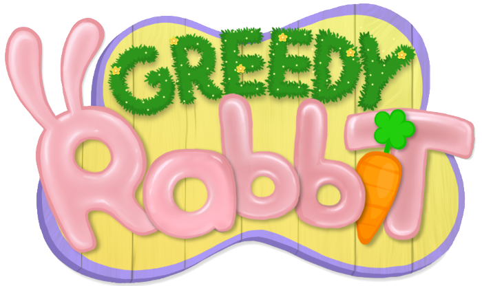 Greedy Rabbit Logo