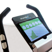 Application Vescape pour vélo d'appartement Skandika Cardiobike Ulisses